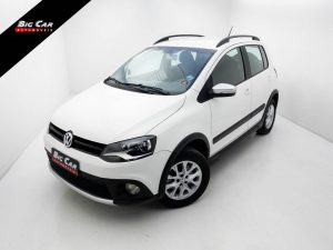 Foto numero 0 do veiculo Volkswagen CrossFox 1.6 Mi Total Flex 8V - Branca - 2014/2014