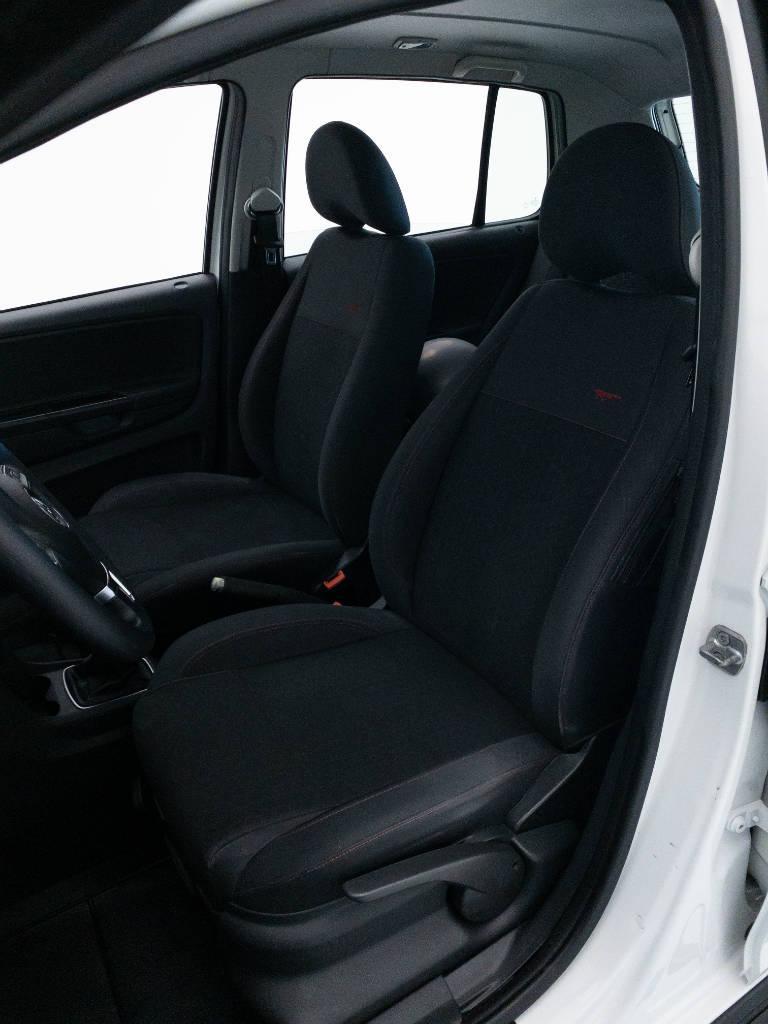 Foto numero 14 do veiculo Volkswagen CrossFox 1.6 Mi Total Flex 8V - Branca - 2014/2014