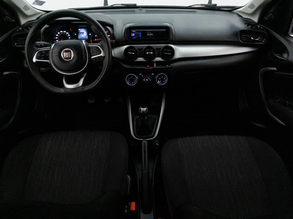 Foto numero 9 do veiculo Fiat Argo DRIVE 1.0 6V Flex - Branca - 2019/2020
