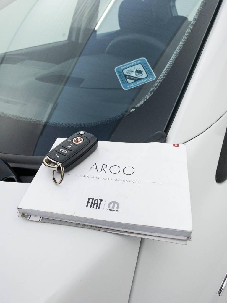 Foto numero 16 do veiculo Fiat Argo DRIVE 1.0 6V Flex - Branca - 2019/2020