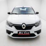Foto numero 5 do veiculo Renault Sandero Life Flex 1.0 12V Mec. - Branca - 2019/2020