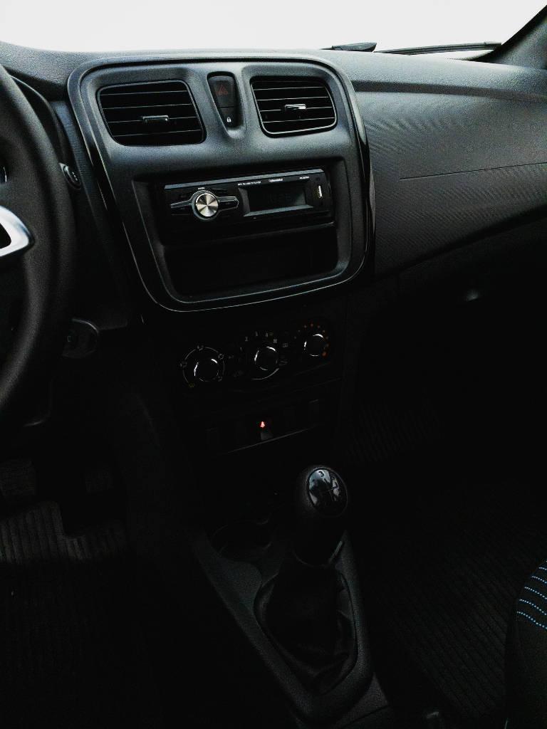 Foto numero 11 do veiculo Renault Sandero Life Flex 1.0 12V Mec. - Branca - 2019/2020