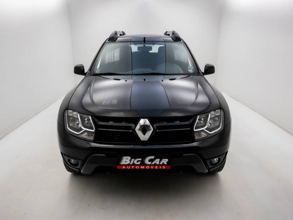 Foto numero 5 do veiculo Renault Duster Dynamique 1.6 Flex 16V Aut. - Preta - 2019/2020