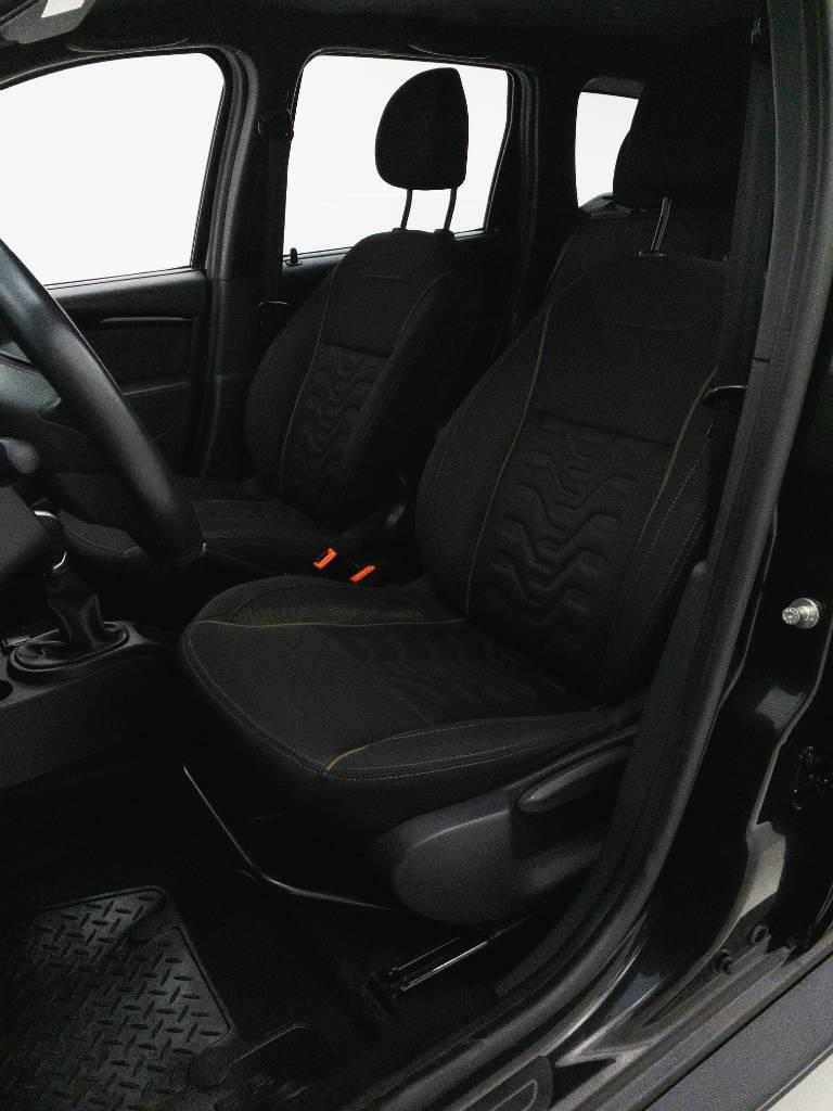 Foto numero 16 do veiculo Renault Duster Dynamique 1.6 Flex 16V Aut. - Preta - 2019/2020