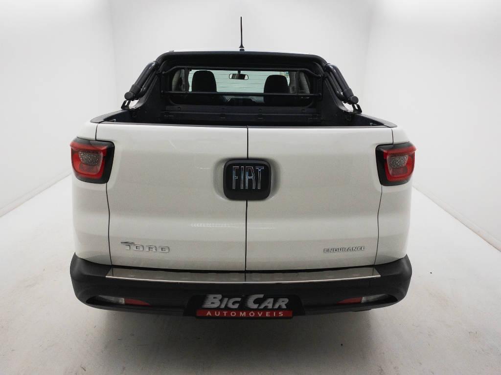 Foto numero 6 do veiculo Fiat Toro Endurance 1.8 16V Flex Mec. - Branca - 2020/2021