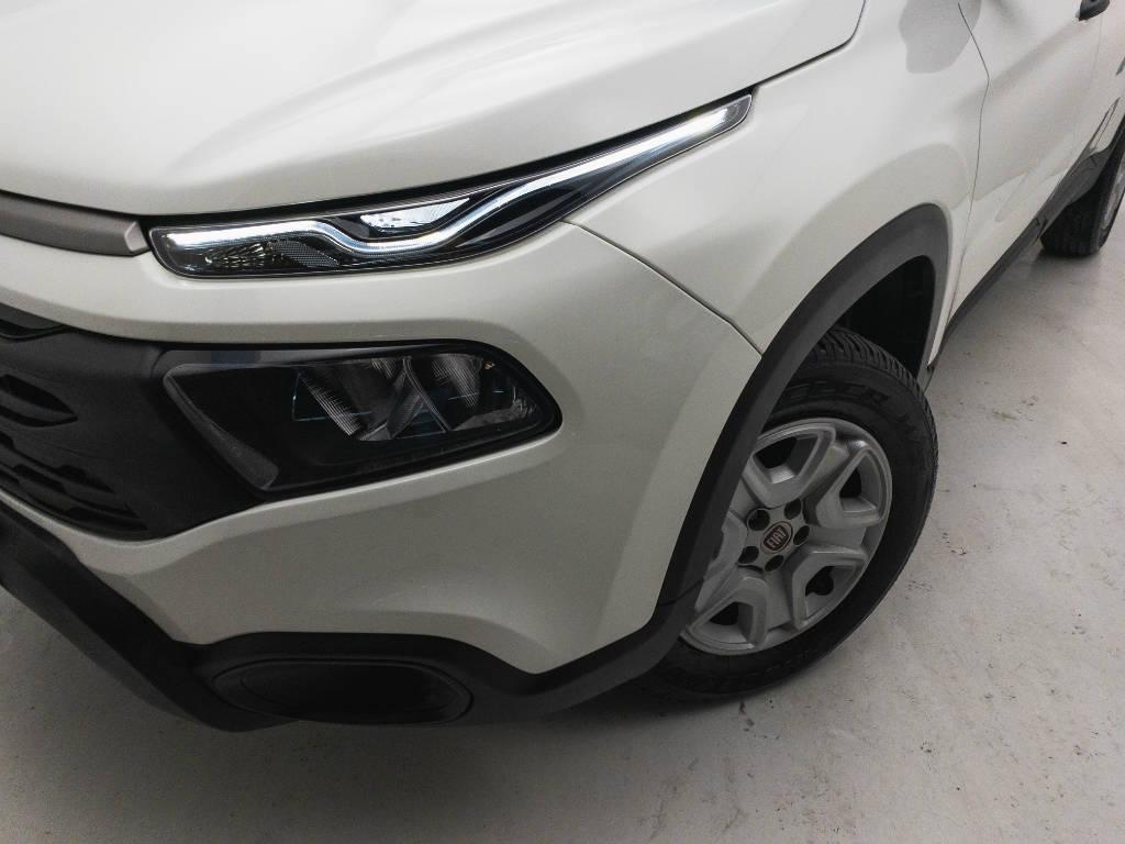 Foto numero 9 do veiculo Fiat Toro Endurance 1.8 16V Flex Mec. - Branca - 2020/2021