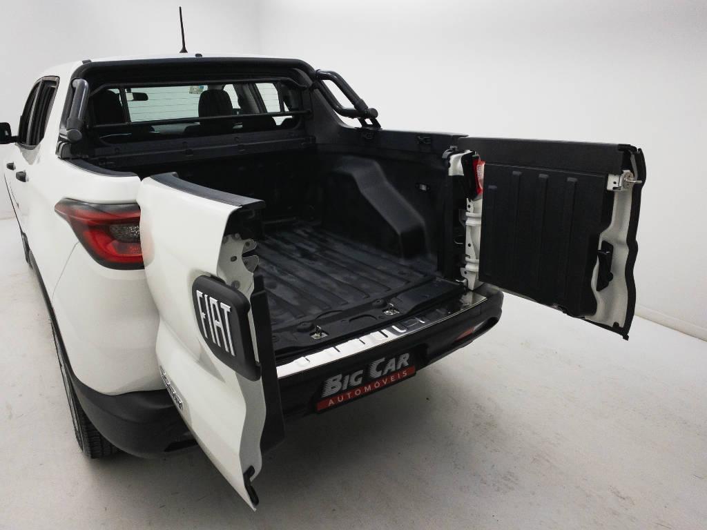 Foto numero 10 do veiculo Fiat Toro Endurance 1.8 16V Flex Mec. - Branca - 2020/2021
