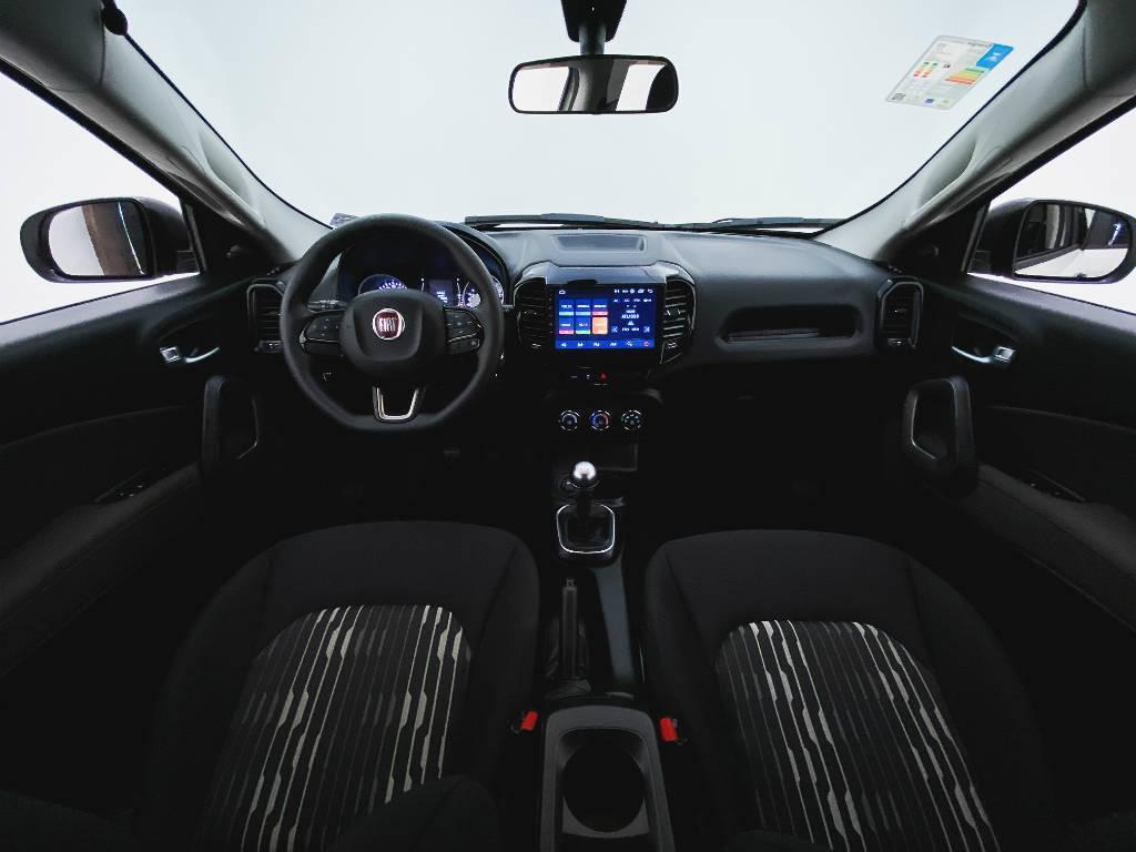 Foto numero 12 do veiculo Fiat Toro Endurance 1.8 16V Flex Mec. - Branca - 2020/2021