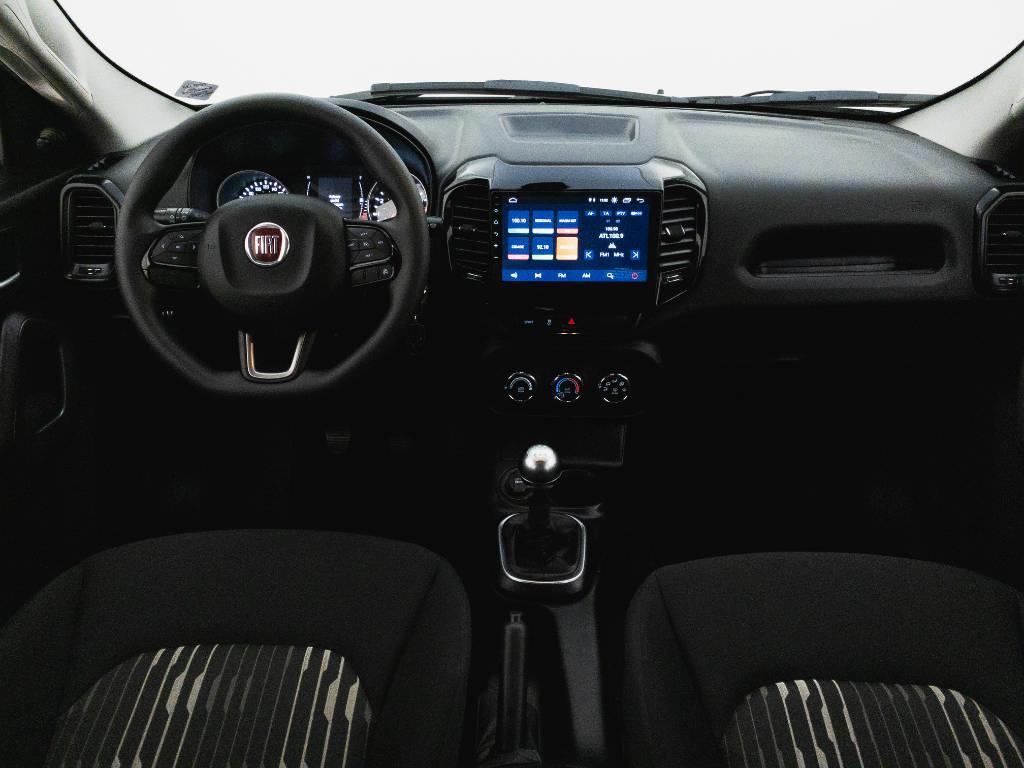 Foto numero 13 do veiculo Fiat Toro Endurance 1.8 16V Flex Mec. - Branca - 2020/2021