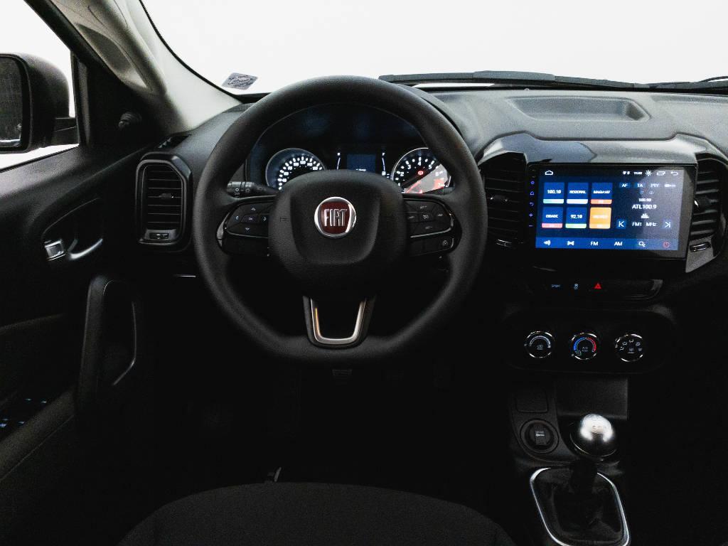 Foto numero 14 do veiculo Fiat Toro Endurance 1.8 16V Flex Mec. - Branca - 2020/2021
