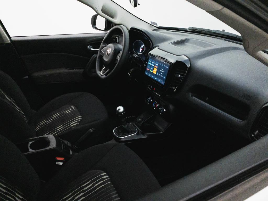 Foto numero 18 do veiculo Fiat Toro Endurance 1.8 16V Flex Mec. - Branca - 2020/2021