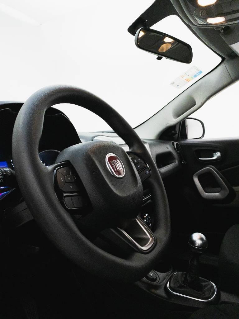 Foto numero 21 do veiculo Fiat Toro Endurance 1.8 16V Flex Mec. - Branca - 2020/2021