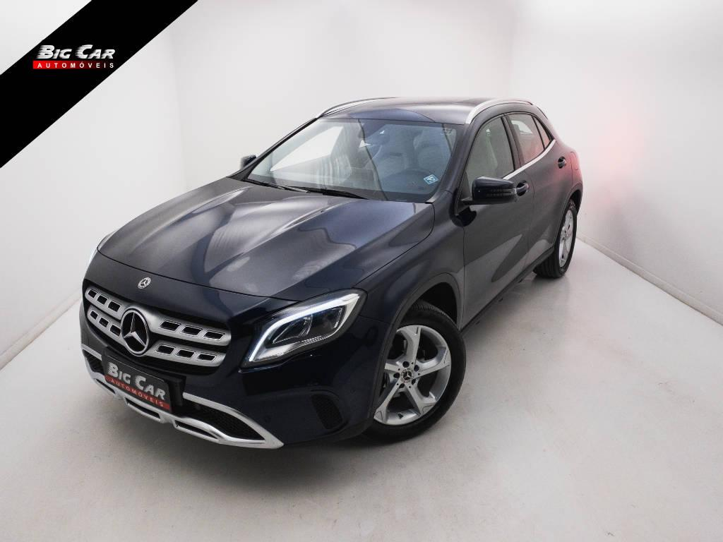 Foto numero 0 do veiculo Mercedes-Benz Gla Advance1.6 Turbo 16V Flex Aut. - Azul - 2018/2019