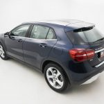 Foto numero 4 do veiculo Mercedes-Benz Gla Advance1.6 Turbo 16V Flex Aut. - Azul - 2018/2019