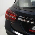 Foto numero 6 do veiculo Mercedes-Benz Gla Advance1.6 Turbo 16V Flex Aut. - Azul - 2018/2019