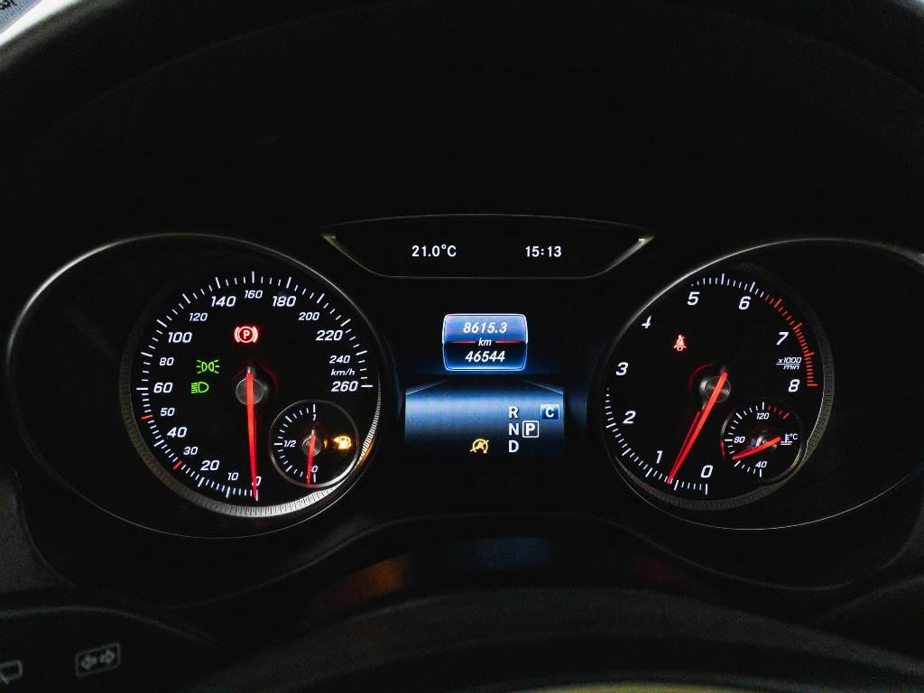 Foto numero 16 do veiculo Mercedes-Benz Gla Advance1.6 Turbo 16V Flex Aut. - Azul - 2018/2019