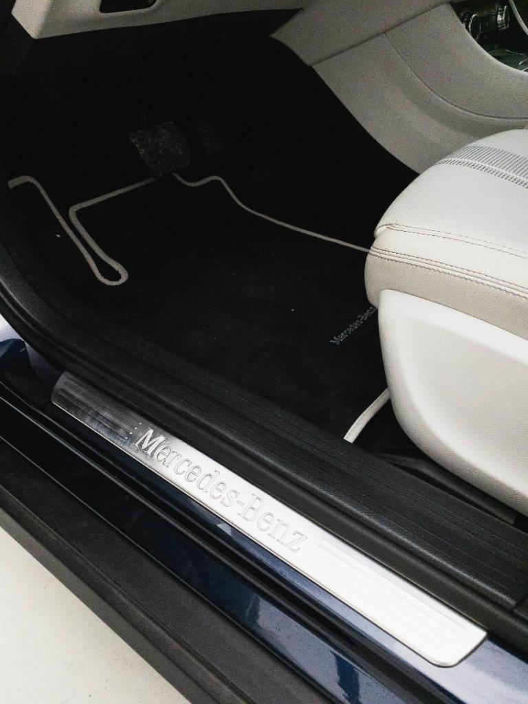 Foto numero 18 do veiculo Mercedes-Benz Gla Advance1.6 Turbo 16V Flex Aut. - Azul - 2018/2019