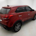 Foto numero 3 do veiculo Hyundai Creta Prestige 2.0 16V Flex Aut - Vermelha - 2018/2019