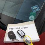 Foto numero 8 do veiculo Hyundai Creta Prestige 2.0 16V Flex Aut - Vermelha - 2018/2019