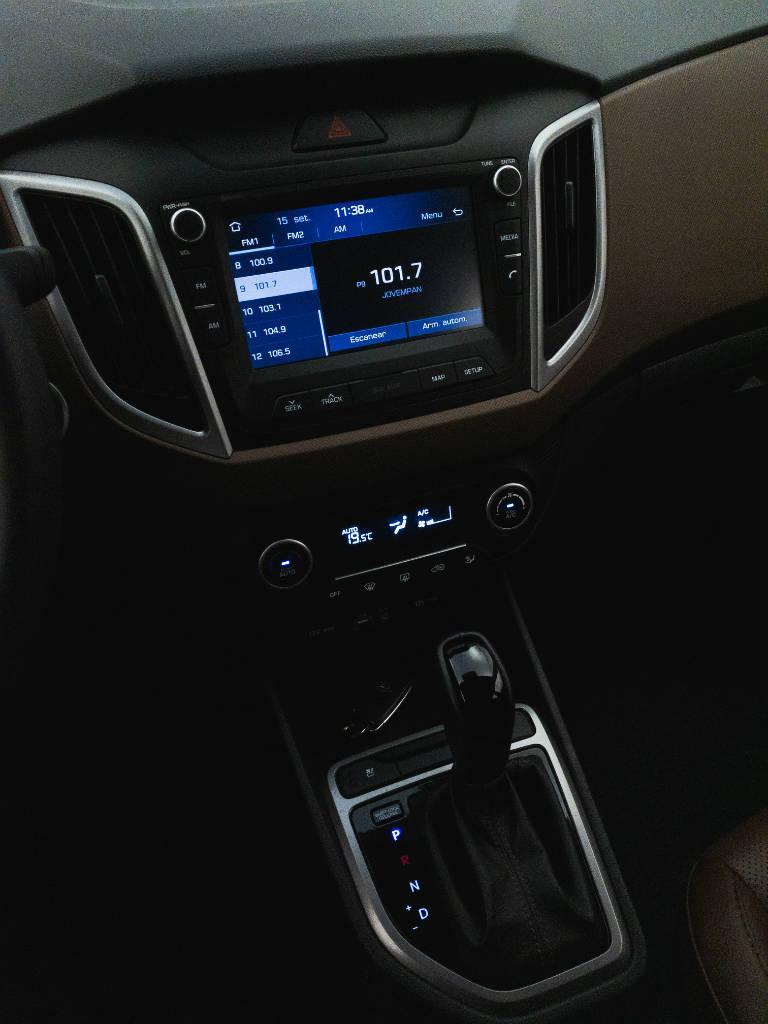 Foto numero 11 do veiculo Hyundai Creta Prestige 2.0 16V Flex Aut - Vermelha - 2018/2019