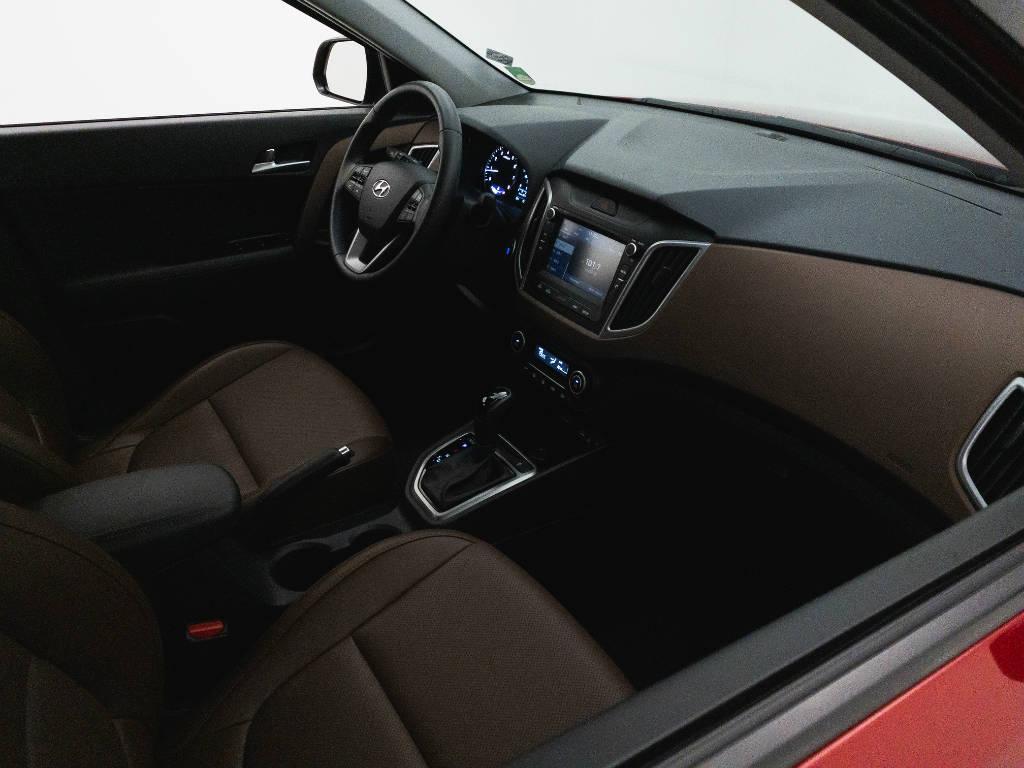 Foto numero 16 do veiculo Hyundai Creta Prestige 2.0 16V Flex Aut - Vermelha - 2018/2019
