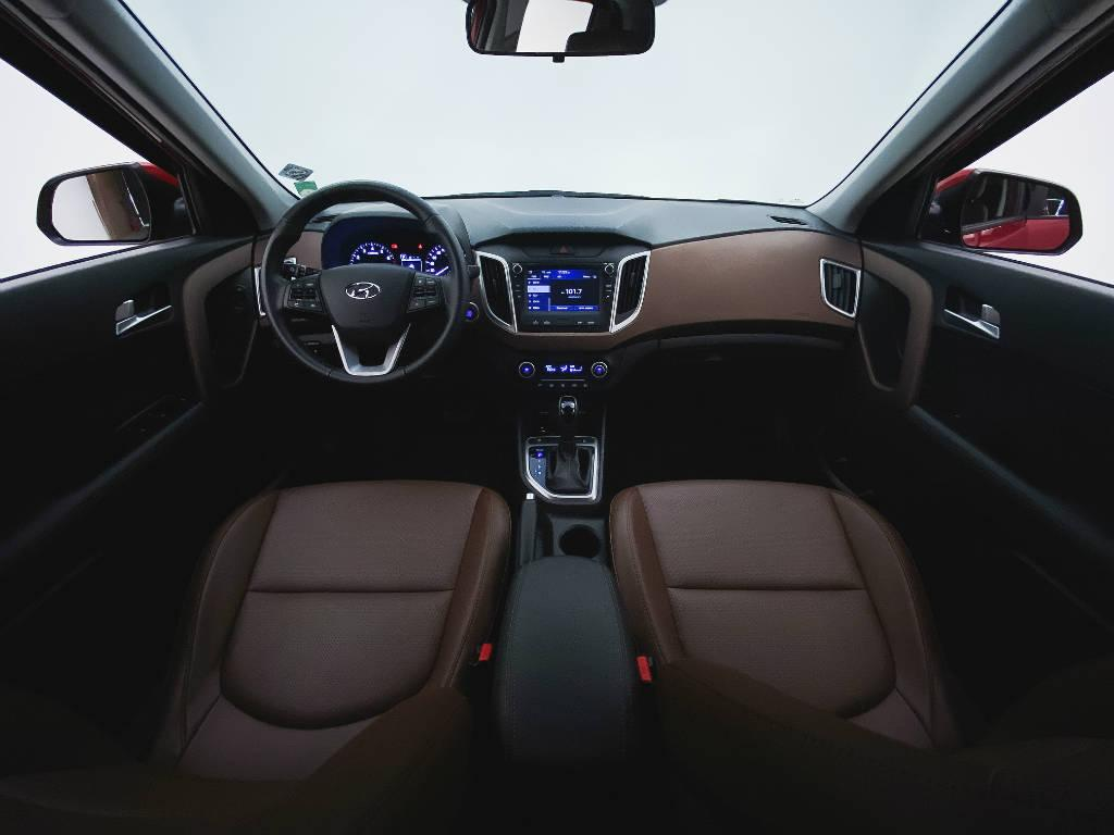 Foto numero 17 do veiculo Hyundai Creta Prestige 2.0 16V Flex Aut - Vermelha - 2018/2019