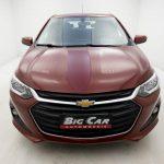 Foto numero 5 do veiculo Chevrolet Onix LTZ 1.0 12V Turbo Flex Mec. - Vermelha - 2019/2020