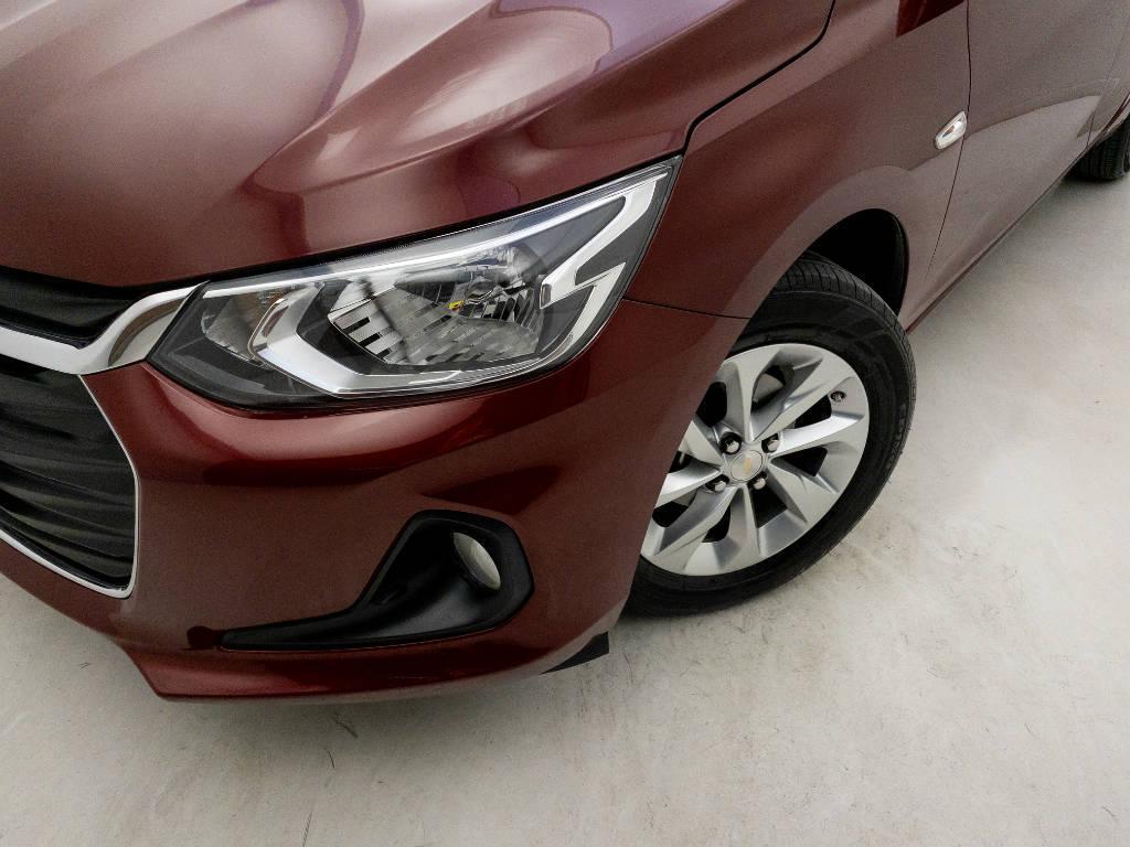 Foto numero 9 do veiculo Chevrolet Onix LTZ 1.0 12V Turbo Flex Mec. - Vermelha - 2019/2020