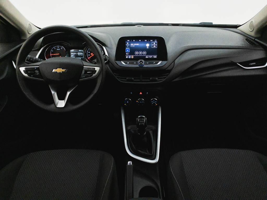 Foto numero 10 do veiculo Chevrolet Onix LTZ 1.0 12V Turbo Flex Mec. - Vermelha - 2019/2020