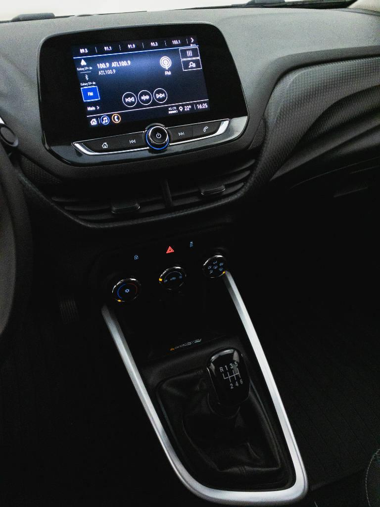 Foto numero 17 do veiculo Chevrolet Onix LTZ 1.0 12V Turbo Flex Mec. - Vermelha - 2019/2020