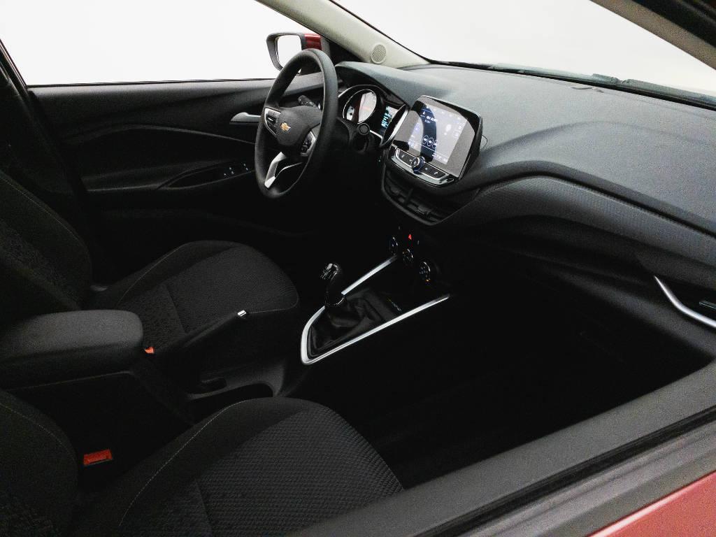 Foto numero 20 do veiculo Chevrolet Onix LTZ 1.0 12V Turbo Flex Mec. - Vermelha - 2019/2020