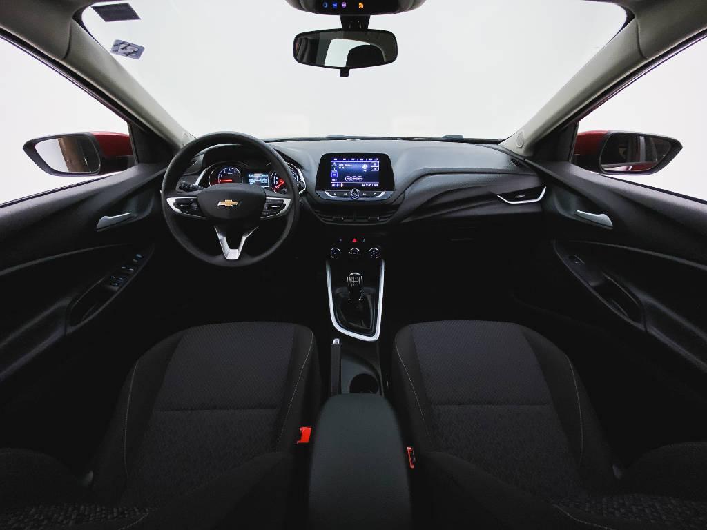 Foto numero 21 do veiculo Chevrolet Onix LTZ 1.0 12V Turbo Flex Mec. - Vermelha - 2019/2020