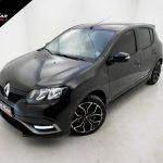 Foto numero 0 do veiculo Renault Sandero SPORT RS 2.0 Flex 16V - Preta - 2021/2022