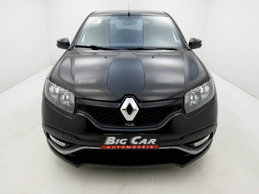Foto numero 6 do veiculo Renault Sandero SPORT RS 2.0 Flex 16V - Preta - 2021/2022