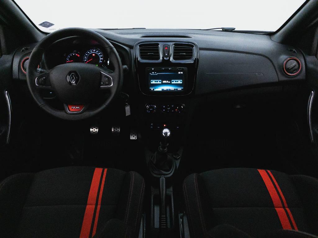 Foto numero 12 do veiculo Renault Sandero SPORT RS 2.0 Flex 16V - Preta - 2021/2022