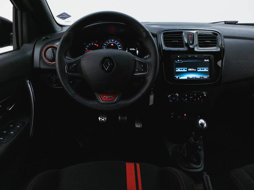 Foto numero 13 do veiculo Renault Sandero SPORT RS 2.0 Flex 16V - Preta - 2021/2022