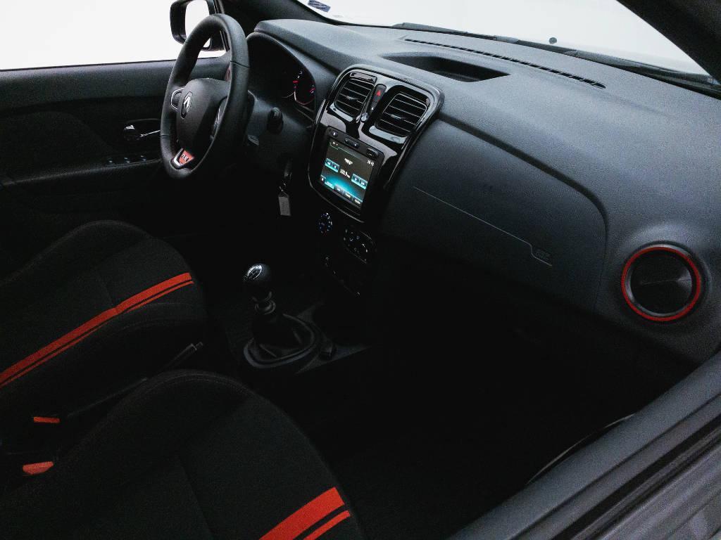Foto numero 14 do veiculo Renault Sandero SPORT RS 2.0 Flex 16V - Preta - 2021/2022