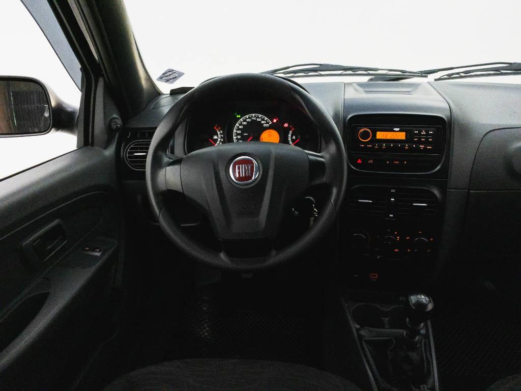 Foto numero 11 do veiculo Fiat Strada Working HARD 1.4 Fire Flex 8V CD - Preta - 2019/2020