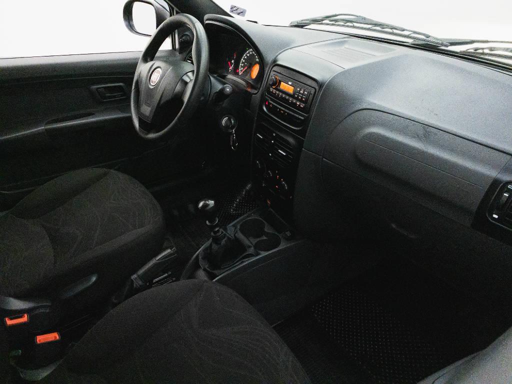 Foto numero 14 do veiculo Fiat Strada Working HARD 1.4 Fire Flex 8V CD - Preta - 2019/2020