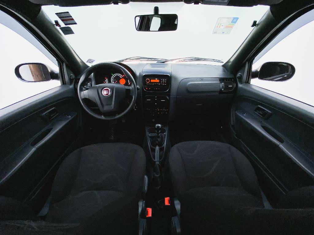 Foto numero 15 do veiculo Fiat Strada Working HARD 1.4 Fire Flex 8V CD - Preta - 2019/2020