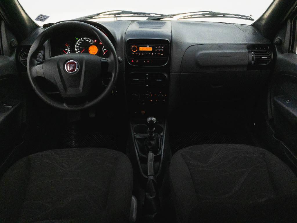 Foto numero 16 do veiculo Fiat Strada Working HARD 1.4 Fire Flex 8V CD - Preta - 2019/2020