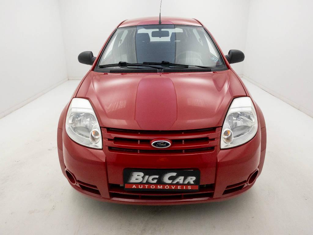 Foto numero 5 do veiculo Ford KA 1.0 8V Flex - Vermelha - 2010/2010