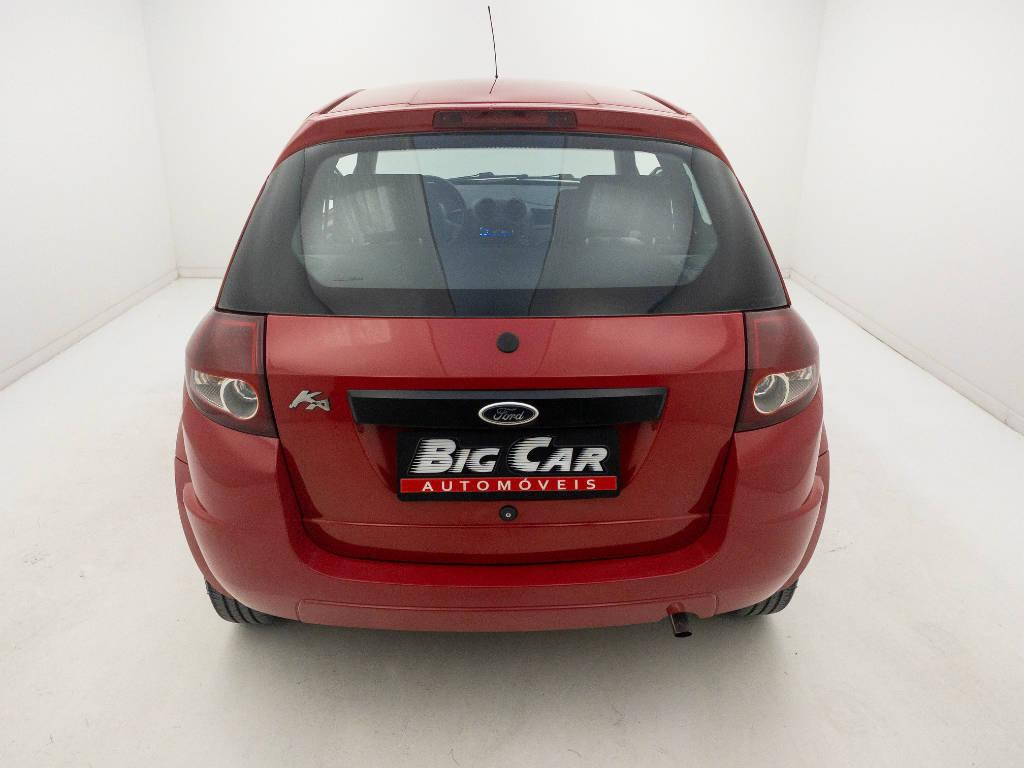 Foto numero 6 do veiculo Ford KA 1.0 8V Flex - Vermelha - 2010/2010