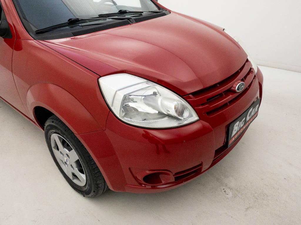 Foto numero 8 do veiculo Ford KA 1.0 8V Flex - Vermelha - 2010/2010