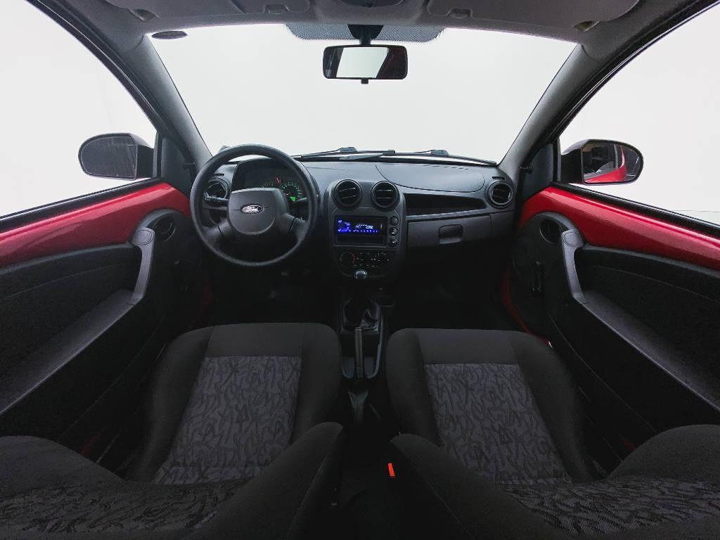 Foto numero 12 do veiculo Ford KA 1.0 8V Flex - Vermelha - 2010/2010