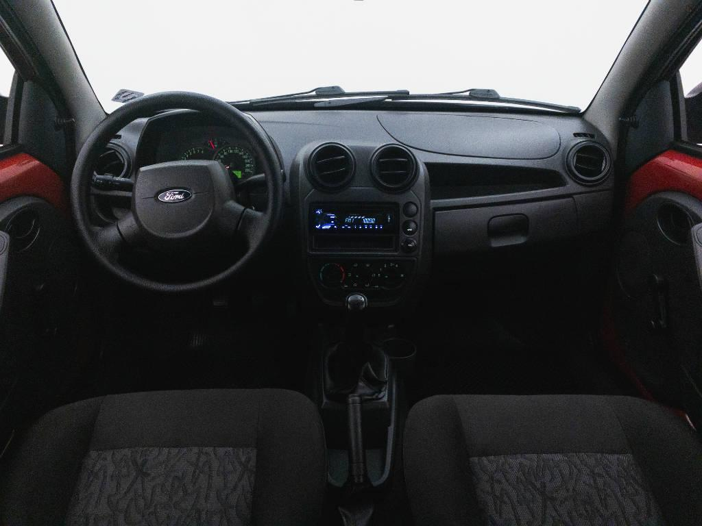 Foto numero 13 do veiculo Ford KA 1.0 8V Flex - Vermelha - 2010/2010