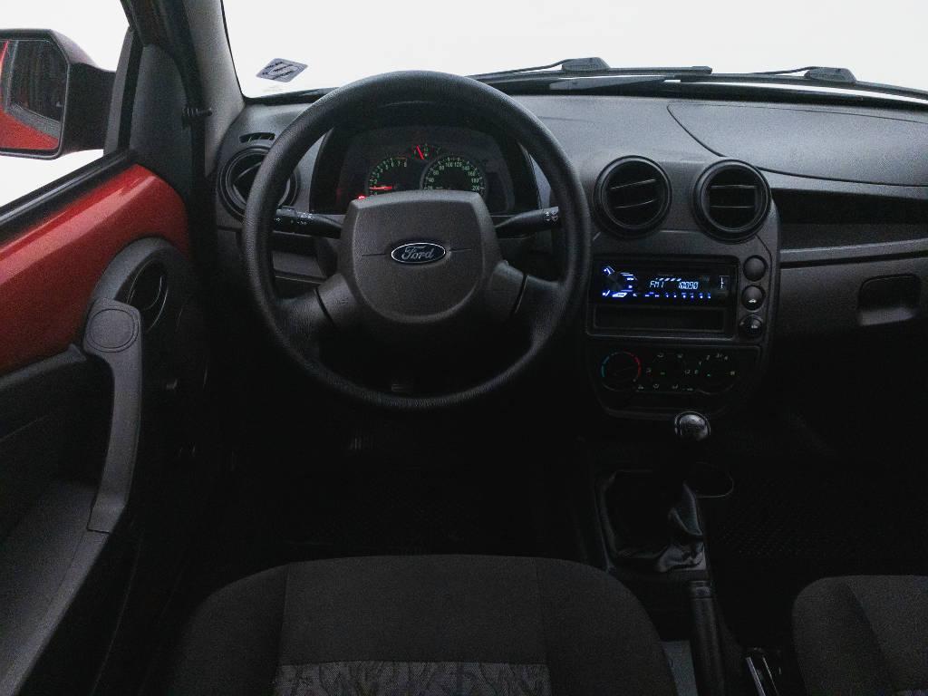 Foto numero 14 do veiculo Ford KA 1.0 8V Flex - Vermelha - 2010/2010