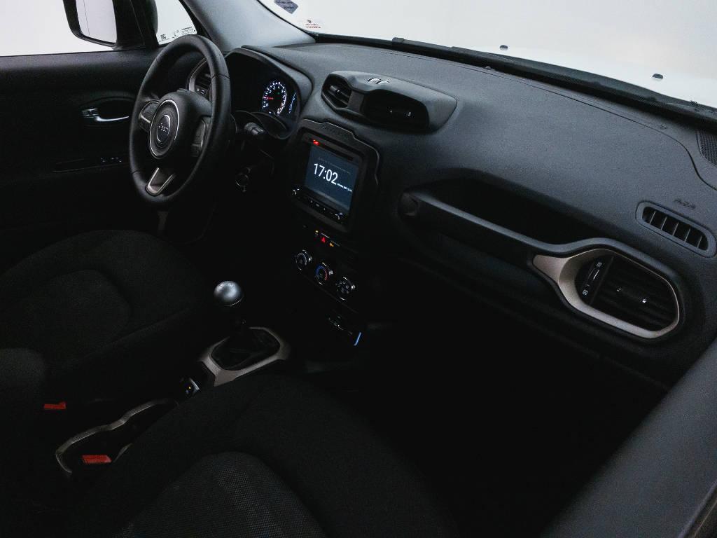 Foto numero 11 do veiculo Jeep Renegade Sport 1.8 4x2 Flex 16V Mec. - Branca - 2018/2018