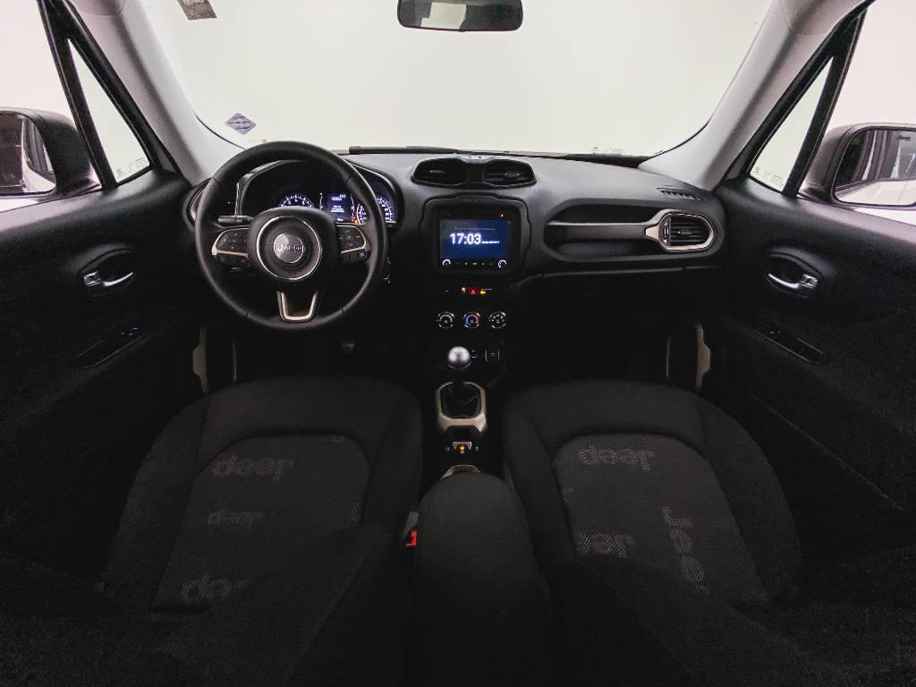 Foto numero 12 do veiculo Jeep Renegade Sport 1.8 4x2 Flex 16V Mec. - Branca - 2018/2018