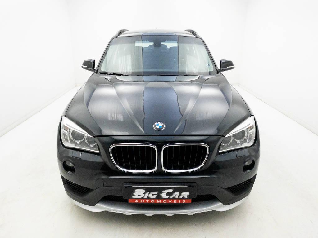 Foto numero 5 do veiculo BMW X1 SDRIVE 20i 2.0 TB Flex Aut. - Preta - 2015/2015